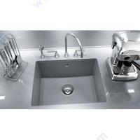 Кухненска мивка за вграждане под каменен плот