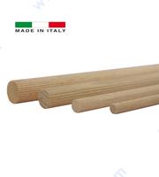 Дървени дибли на пръчка