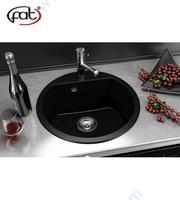 Кръгла кухненска мивка в богата гама цветове