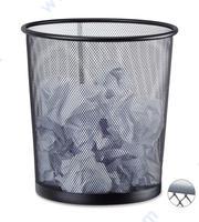Канцеларско кошче за хартия - метално - МРЕЖА