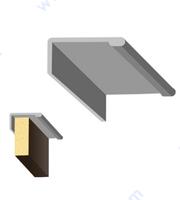 Алуминиеви кант дръжки Г-образни
