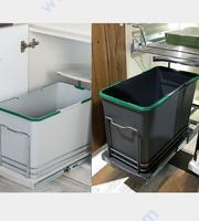 Кухненски кофи за вграждане 24 литра, за шк. 400 / 350 мм.