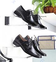 Телескопична поставка за обувки.