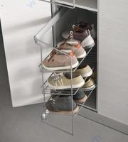 Механизъм за обувки за вграждане - триред